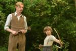 Кадр из фильма об Алане Милне