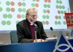 Пастор финской лютеранской церкви