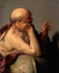 Гераклит. Картина Х. Тербрюггена, 1628