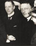 Николай Гумилев и Александр Блок