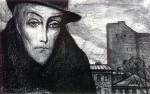 И.С. Глазунов. Иллюстрация к роману «Идиот»