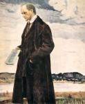 Михаил Нестеров. Мыслитель. 1922 г.