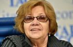 Лариса Васильева, лауреат премии им. Анны Ахматовой