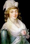 Мари-Жанна Ролан де ля Платьер (1754–1793), ее называют просто «мадам Ролан»