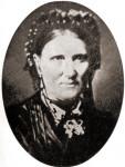 Мария Петровна Лескова, мать писателя. Фото 1880 г.