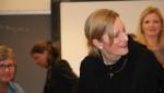 Министр детей и гендерного равноправия Норвегии г-жа Тхурдкильдсен