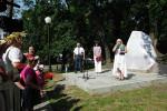 Открытие памятника Адаму Мицкевичу