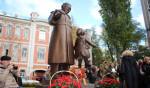 Памятник С.Я. Маршаку в Воронеже