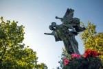Памятник Осипу и Надежде Мандельштам