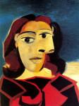 Пикассо. Портрет Доры Маар