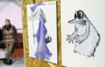 Рисунки Туве Янссон