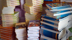Школьники ДНР получили две тонны учебников из Петербурга