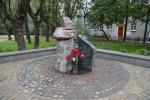 Сквер им. Ольги Берггольц в Санкт-Петербурге