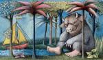 Обложка книги «Там, где живут чудовища»