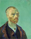 Винсент Ван Гог. Автопортрет, 1888 г.