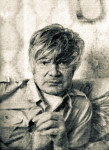 Венедикт Ерофеев, 1989 год. Фото Н. Фроликова