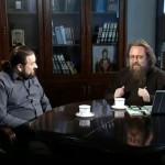 Протоиерей Андрей Ткачев, Протодиакон Андрей Кураев